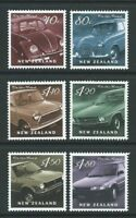 2000 New Zealand~On The Road~Unmounted Mint~Stamp Set~ UK Seller~