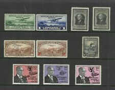 Haiti - Air Stamps selection - MM & Used