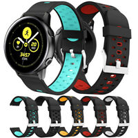 Sports Silikon Uhrenarmband Watch Strap Armband Für Samsung Galaxy Watch Active2