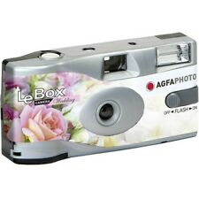 Agfa Le Box Wedding - Single Use Camera with Flash - Pretty Wedding Design