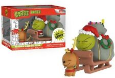 Dr. Seuss - The Grinch & Max on Sled Funko Dorbz Ridez Toy