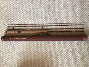 Orvis Access 118-4 Switch Fly Rod- 11' 8w 2 Handed Fly Rod