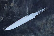 Prikazchikov Russland X12MF Messer Rohling Klinge handgeschmiedet Jagt HRC 61