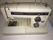 Kenmore Sears Heavy Duty 158 19310 Free Arm Sewing Machine 158 Zig Zag Metal
