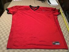 Georgia Bulldogs Authentic Nike football jersey blank size 3XL