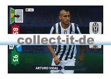 Panini Adrenalyn XL Champions League 13//14-151-Arturo Vidal-Star Player