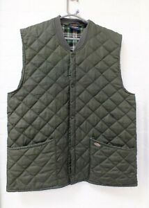 Dickies Green Quilted Gilet  - Body Warmer Size XL (Hol)