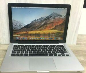"""Apple Macbook Pro 13"""" A1278 (2011) Core i7 2.7 Ghz 8 GB Ram 240 GB SSD Warranty"""