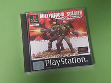 Millennium Soldier Expendable Sony PlayStation 1 PS1 Game - Infogrames