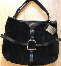 Polo Ralph Lauren Collection Suede Purse Bag