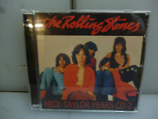 ROLLING STONES-MICK TAYLOR YEARS 2. LIVE 68-73.-CD IN A JEWEL CASE-NEW. SEALED.