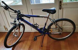 "Raleigh Hybrid Mens Bike 26"""