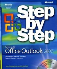 NEW - Microsoft Office Outlook 2007 Step by Step