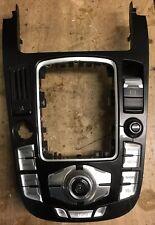 AUDI RS5 8T MMI CONTROL BUTTONS UNIT 8T0919609K