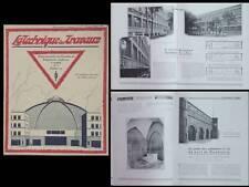 LA TECHNIQUE DES TRAVAUX n°2 1931 ECOLE BREGUET PARIS, MONASTERE CRAINHEM,BELLOT