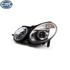 Left Mercedes W211 E320 E350 E500 E55 AMG Headlight Assembly Hella 2118200361