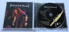 """SHAKIRA """"MTV Unplugged"""" - CD Album Dónde Están Los Ladrones"""