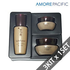 Sulwhasoo Timetreasure Renovating KIT (3 ITEMS) Serum + Eye Cream + Cream