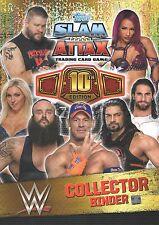Slam Attax 10th EDITION   BAYLEY RING MAT  CARD   RMGA