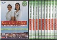 Dvd Série Sous Le Soleil Saison 5 Vol 41 à 60 10 Dvd (8 encore neuf) 40 épisodes