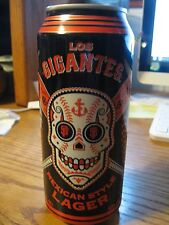 S.F. GIANTS LOS GIGANTES MEXICA STYLE LARGER BEER CANANCHOR BREWING 16oz EMPTY