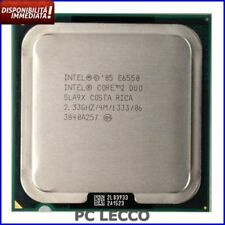Cpu Processore Intel Pentium Core 2 Duo E6550 SLA9X 2.33GHZ/4M/1333 Socket 775