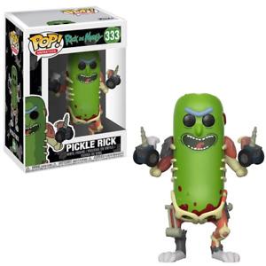 Rick and Morty Pickle Rick POP! Vinyl NEW