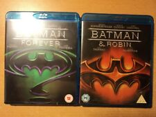 Batman Anthology BluRay Paket Batman 3+4