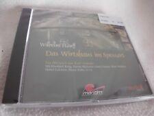 Das Wirtshaus im Spessart - Wilhelm Hauff -  CD - OVP