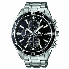 Casio Edifice Efr-546d-1avuef Date 100m Chronograph Stopwatch Watch
