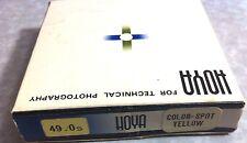 Hoya 49mm CS color-spot GIALLO FILTRO LENTE GIAPPONE ORIGINALE 49 mm cs-yellow