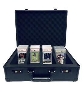 Slab Case XL (PSA,BGS) Graded Card Case Storage W/ Dual Locks Foam Zion Cases