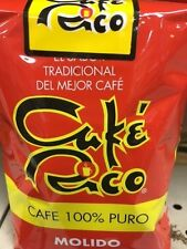 8 bags Puerto Rico Coffee Rico Ground Cafe Rico Molido 14 OZ    FREE SHIPPING