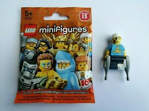 Lego Minifigures Series 15 (71011) Clumsy Guy in Sealed Bag