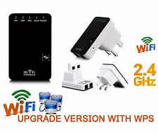 Wifi Repeater Signal Booster Router Extender 300Mbps Wireless Amplifier UK Plug