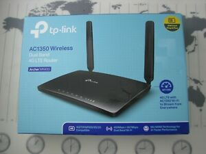 TP-Link AC1350 Wireless Dual Band 4G LTE Router