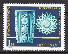 Hungary - 1978 100 years Ajka glass factory - Mi. 3283 MNH