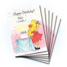 Suzy's Zoo Happy Birthday Card 6-pack 10327