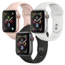 Reloj de Apple serie 4 44mm Gps Celular 4G LTE Aluminio Dorado Gris Plata