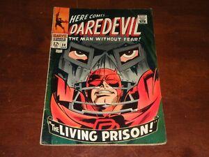 Daredevil  #38 Comic Book 1968