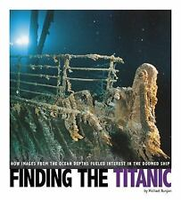 Burgan Michael-Finding The Titanic  BOOK NEW