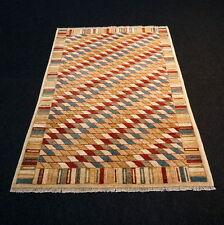 Designer Orient Teppich 180 x 123 cm Handgeknüpft Modern Ziegler Carpet Rug