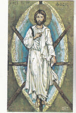 "*HOLY CARD-""Byzantine Icons"" (...in White) ...CLASSIC   (#70)"