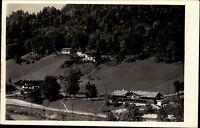 Berchtesgaden alte Ansichtskarte 1952 gelaufen katholisches Jugendheim Seimler
