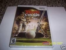 King of Clubs Mini-Golf (Wii) new
