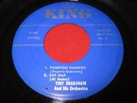 TINY BRADSHAW 45 EP POMPTON TURNPIKE - RARE KING EP-360