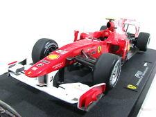 Hot Wheels Elite F1 Ferrari F10 Alonso #8 Modellino