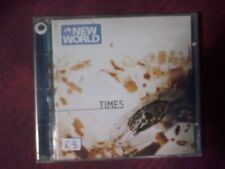 NEW WORLD - CHANGING TIMES. CD.
