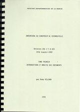 Chartrier de Virandeville par Rémy Villand, tome premier, Gouberville