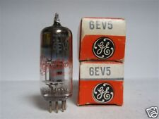6EV5 TUBE. MIXED BRANDS. NOS / NIB. RC56.